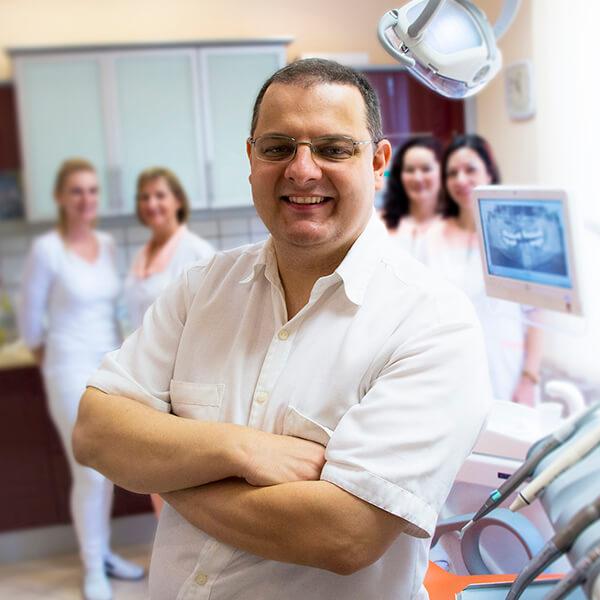 Dr Med Dent Attila Csenar - Zahnarzt
