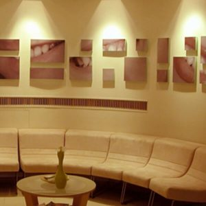 Artoral Dental Center wartezimmer